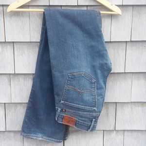 Lucky Brand Cate Boot jeans